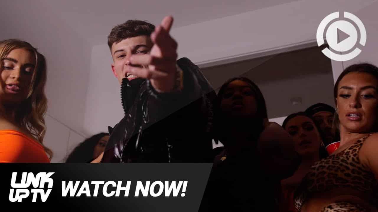 AJ JNR – Lights Out [Music Video] Link Up TV