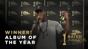 Album of the Year – J Hus Winner Speech | Rated Awards 2020