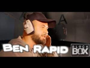 Ben Rapid || BL@CKBOX Ep. 12
