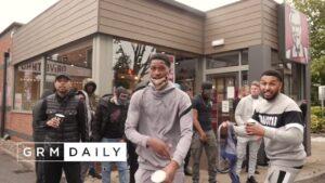 Blizz x STATTY x M.W.JERRY – KFC [Music Video] | GRM Daily