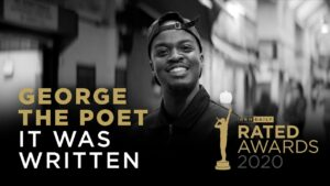 """George the Poet Performs """"It Was Written"""" 