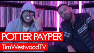 Potter Payper on Training Day 3, Mover, time away, 2020 Vision, being real in the game – Westwood