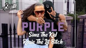 SimzTheKid – Purple (Charlie Sloth ft Polo G and Deno Cover)