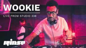 Wookie – Live at Rinse FM End Of Summer BBQ (Studio 338)