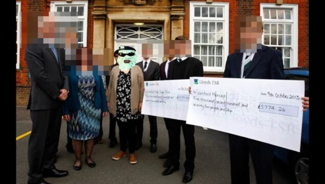 AFRICAN PARENT KIDNAPS Student from Watford Grammar School for Boys