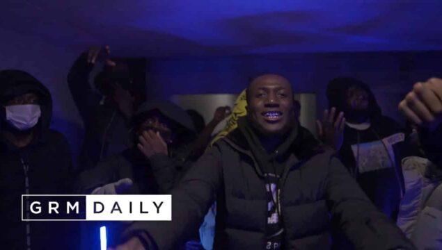 Blaxx – Pressure [Music Video] | GRM Daily