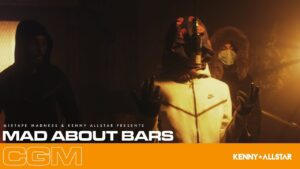 #CGM ZK x Dodgy x T.Y – Mad About Bars w/ Kenny Allstar [S5.E20]   @MixtapeMadness