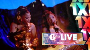 Chloe x Halle – Ungodly Hour (1Xtra Live 2020)