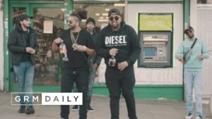 Deezie – Ride For Me [Music Video] | GRM Daily