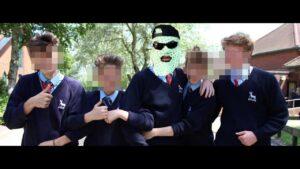 Gillingham School in Dorset, PANICS over COVlD-19