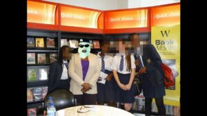 Haberdashers' Aske's Knights Academy, GETS MAD at Uncle Rafool