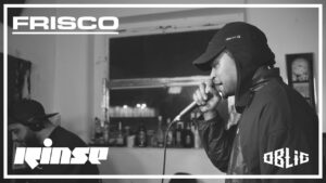 Oblig with Frisco   Rinse FM