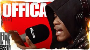 Offica – Fire in the Booth
