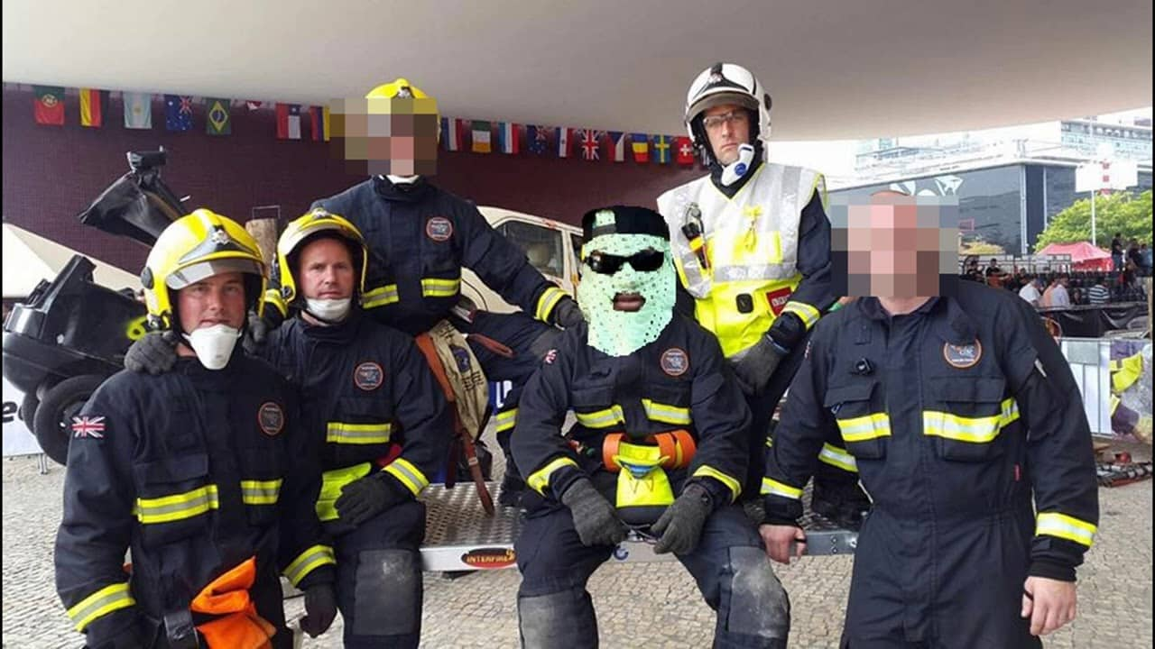 Plumstead Manor School GETS MAD at The Fire Brigade Services🔥