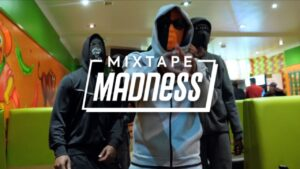 R Kapo X Kitch X Silent 1- Its Business (Music Video) | @MixtapeMadness