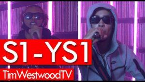 S1 X YS1 freestyle – Westwood Crib Session