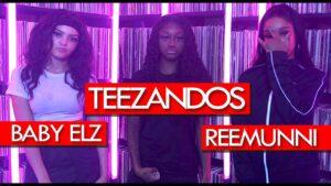 Teezandos x Baby Elz x Reemunni freestyle – Westwood Crib Session