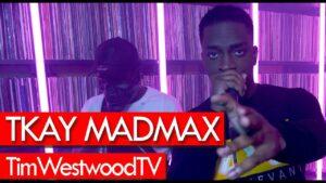 Tkay Madmax freestyle – Westwood Crib Session