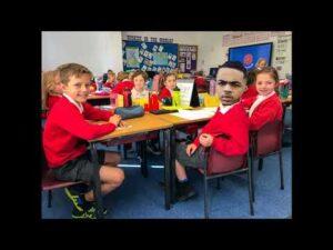 Uncle Rafool enrols Loski in Hendon School