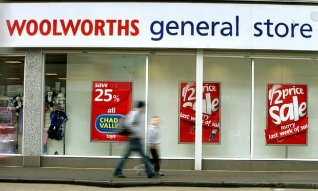 Woolworths high street 'relaunch' turns out to be fake news