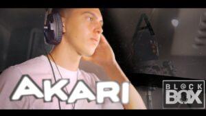 Akari    BL@CKBOX Ep. 73