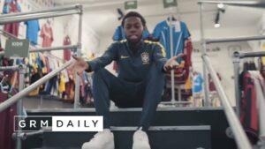 AR Carter – Full Back [Music Video]   GRM Daily