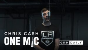 Chris Cash – One Mic Freestyle | GRM Daily