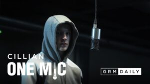 Cillian – One Mic Freestyle | GRM Daily