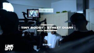 Directing 'Tiny Boost – Street Diary' – Dir.Tadas | Behind The Scene