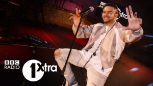 Drake – Greece (Cover) – Wes Nelson | BBC 1Xtra Live