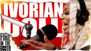 Ivorian Doll – Fire In The Booth