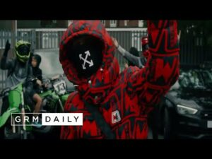 Kastro – Outside [Music Video] | GRM Daily