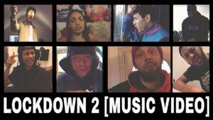 Lewi B – Lockdown Riddim 2 feat. 22 MCs [Music Video]