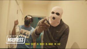 Lookie x S.4.G.E –  X2 (Music Video)| @MixtapeMadness