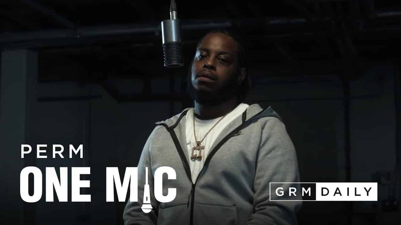 Perm – One Mic Freestyle | GRM Daily