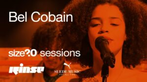 Size? x Puma Sessions: Bel Cobain