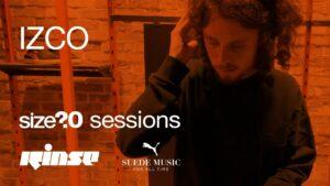 Size? x Puma Sessions: IZCO