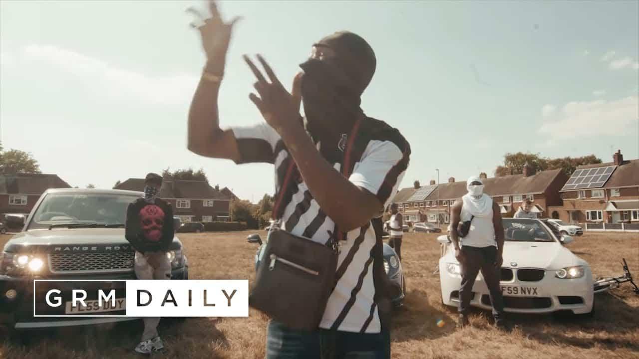 T.Rizz – Badman Ting [Music Video] | GRM Daily