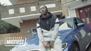 Tines – On My Back (Music Video) | @MixtapeMadness