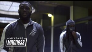 #Tottenham Reppy Hustle X Shaqy Dread – Double Up (Music Video) | @MixtapeMadness