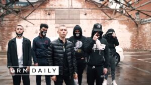 Tubz Feat. Phxllz – Straight Hustle [Music Video] | GRM Daily
