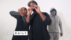 Zeike L4R x Dusty x Selly – Kinder [Music Video] | GRM Daily