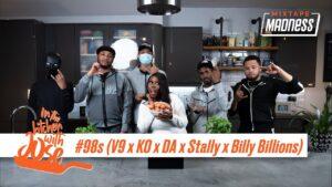 #98s V9 x KO x DA x Stally x Billy Billions – In The Kitchen w/ José [S1.E2] | @MixtapeMadness