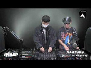 A+K1989 (Apachi B2B Kingmck) | Seoul Community Radio x Rinse FM