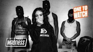 Baby Elz – Ganja Crew (Music Video) | @MixtapeMadness