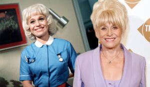 Eastenders legend Barbara Windsor AKA Peggy Mitchell dies aged 83