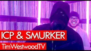 ICP & Smurker freestyle – Westwood Crib Session