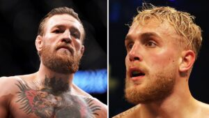 Jake Paul Calls Out Conor McGregor… Dream Got Called Out For Cheating?