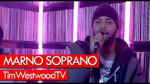Marno Soprano freestyle – Westwood Crib Session