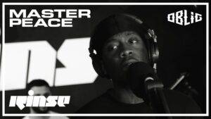 Oblig with Master Peace | Rinse FM